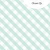 Clear | Darling | Mint 8x8