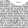 Vellum | Holiday Cheer 8x8