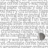 Metallic Clear | Holiday Cheer 8x8