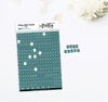 Cardstock Stickers | Mini ABC | Snow Globe