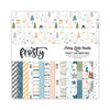 Paper Pack | Frosty 6x6 (single-sided)