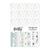Paper Pack | Frosty 6x9 (single-sided)