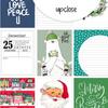 Journaling Cards | Joy-Love-Peace 3x4