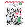 Die-Cuts | Jingle Bells Words