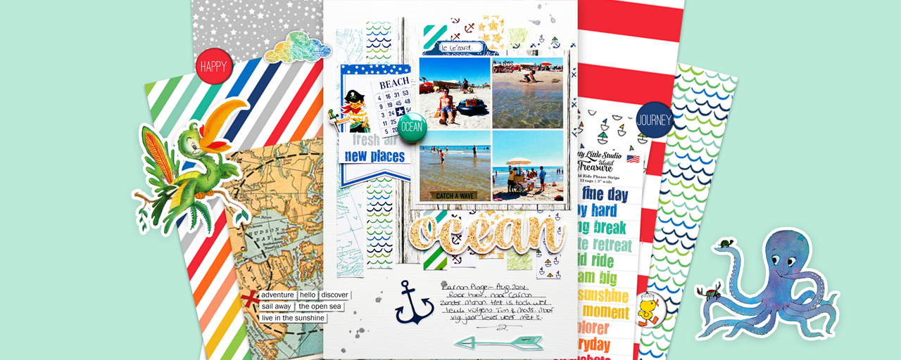 Collections - Everyday - Treasure Island - Page 1 - Pretty