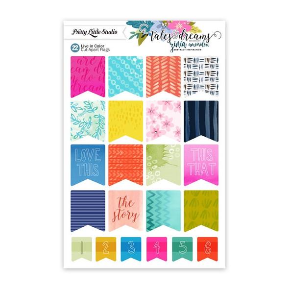 Cut-Aparts | Live in Color