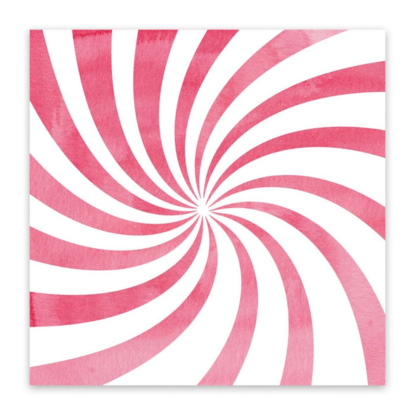 Paper | Peppermint Candy