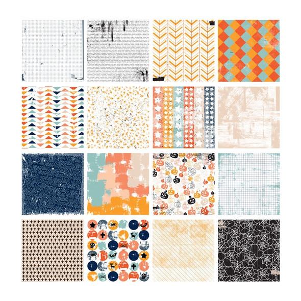 Paper Pack | Goosebumps 8x8