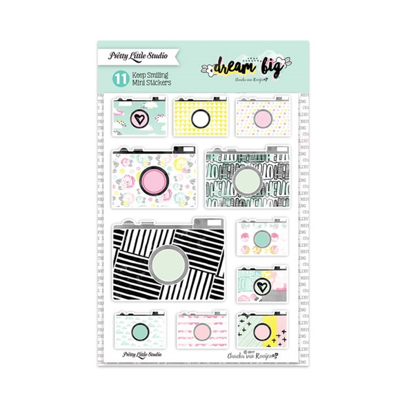 Planner Stickers | Keep Smiling