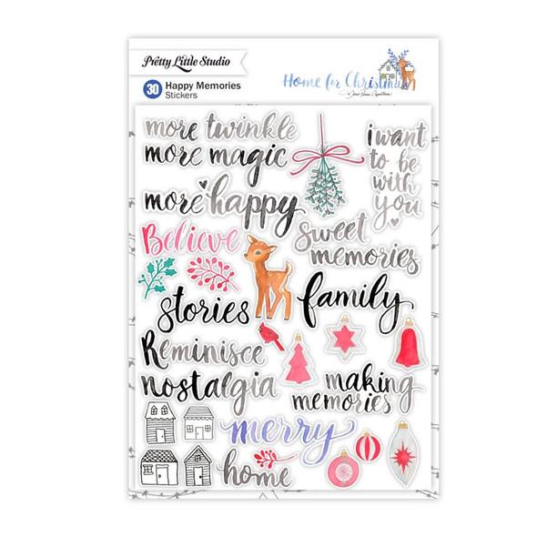 Stickers | Happy Memories