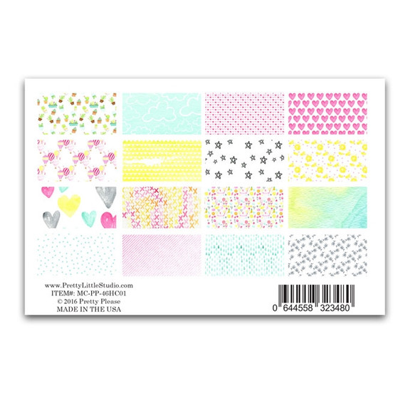 Paper Pack | Summer Party 4x6