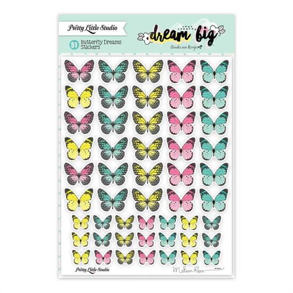 Stickers | Butterfly Dreams