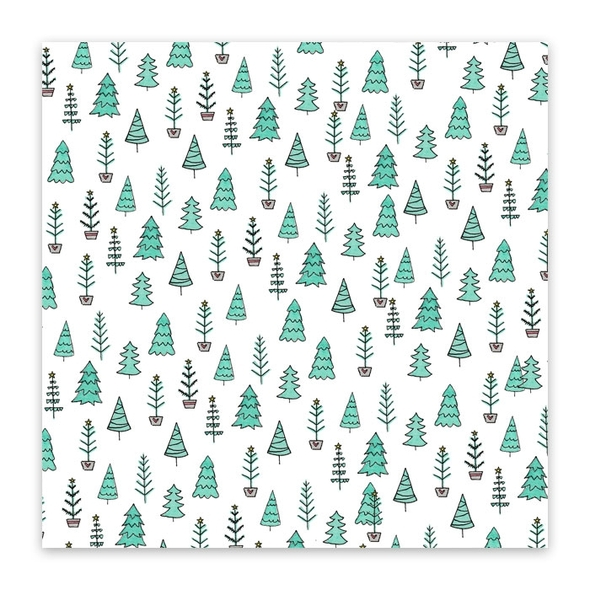 Paper | Fir Trees
