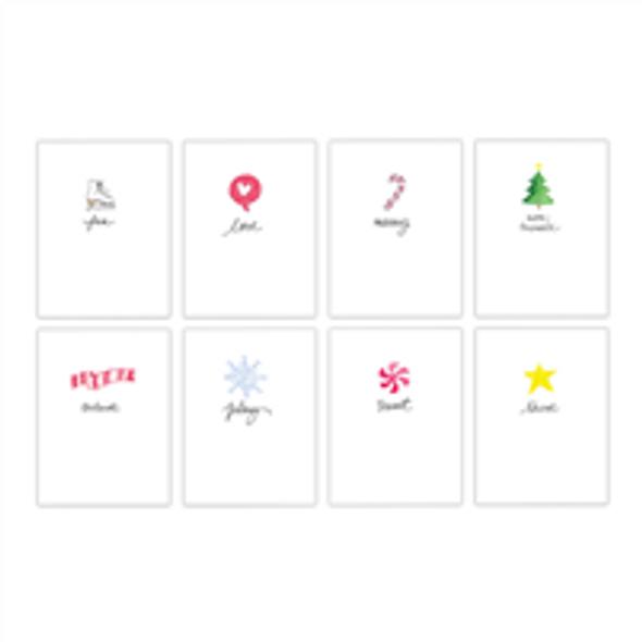 Journaling | Snow Fun 3x4