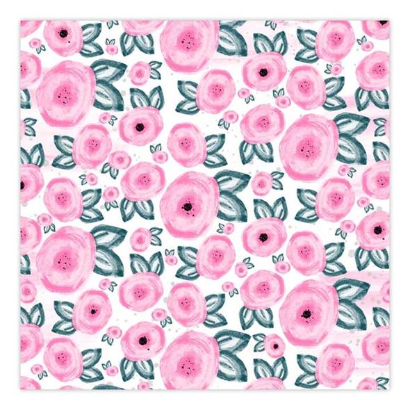 Paper | Rose Bouquet