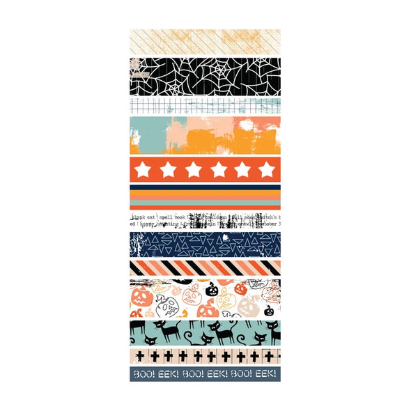 Vellum Washi | Ghost & Ghouls