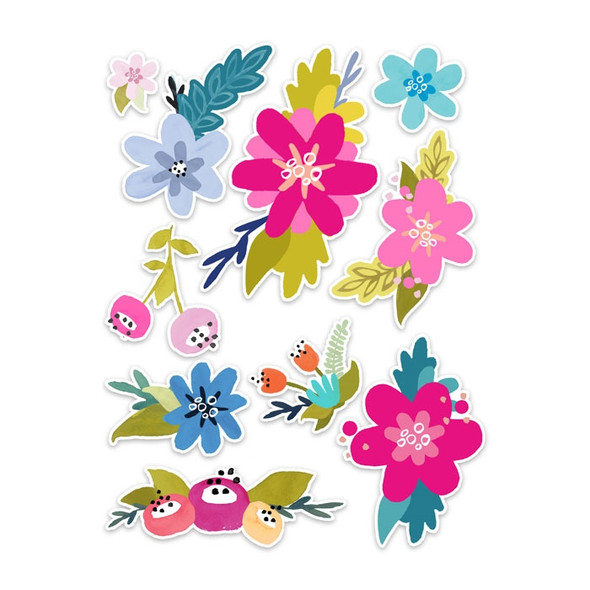 Die-Cuts | Floral Dreams