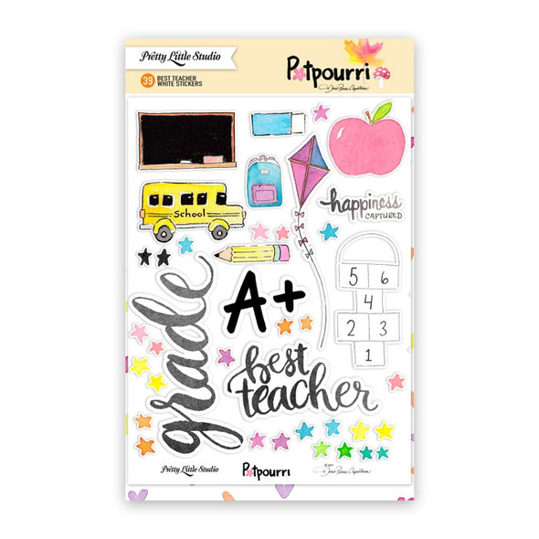 Stickers | Best Teacher