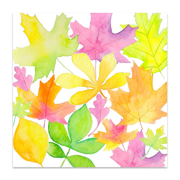 Paper | Autumn Leaves