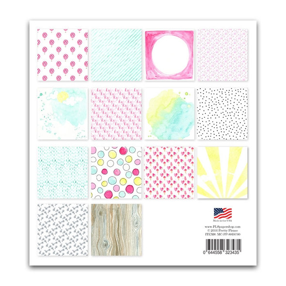 Paper Pack | Up in the Air 8x8