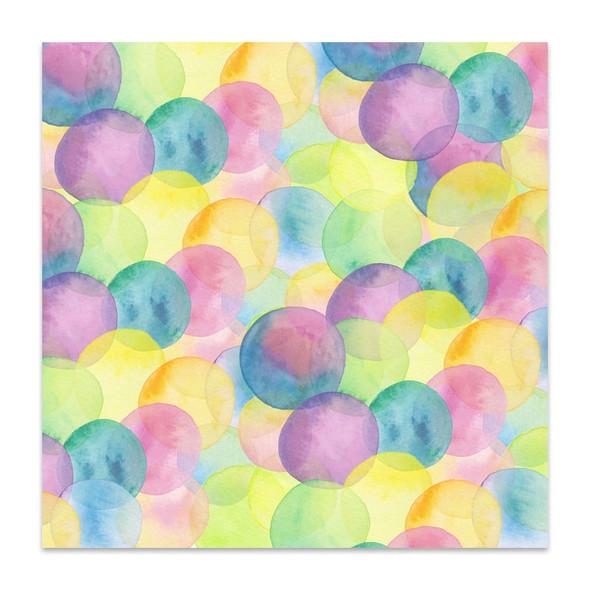 Vellum | Blowing Bubbles