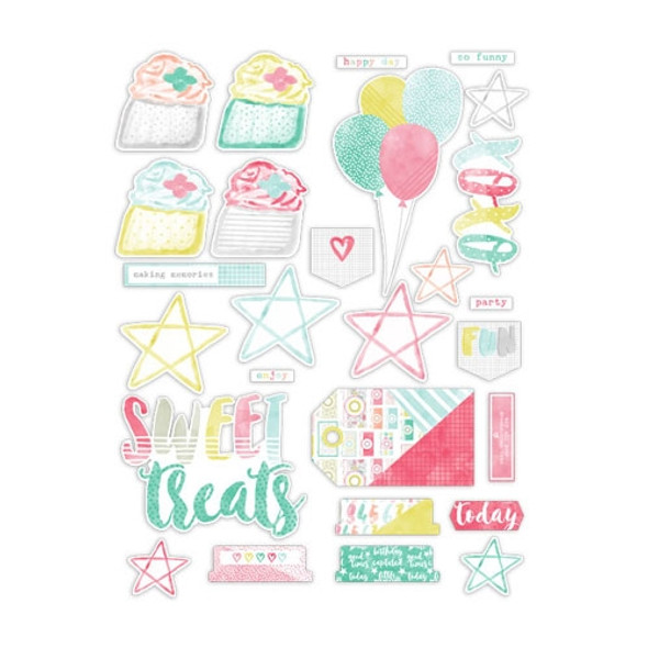Die-Cuts | Sweet Treats