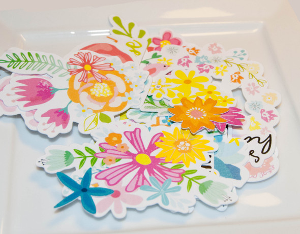 Die-Cuts | Floral Fantasy