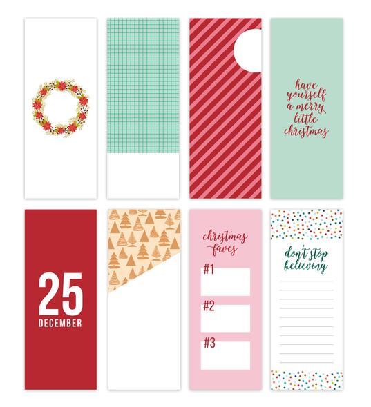 Journaling | Christmas Favs 3x8