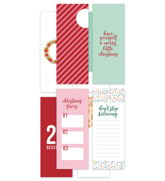 Journaling | Christmas Favs 3x8