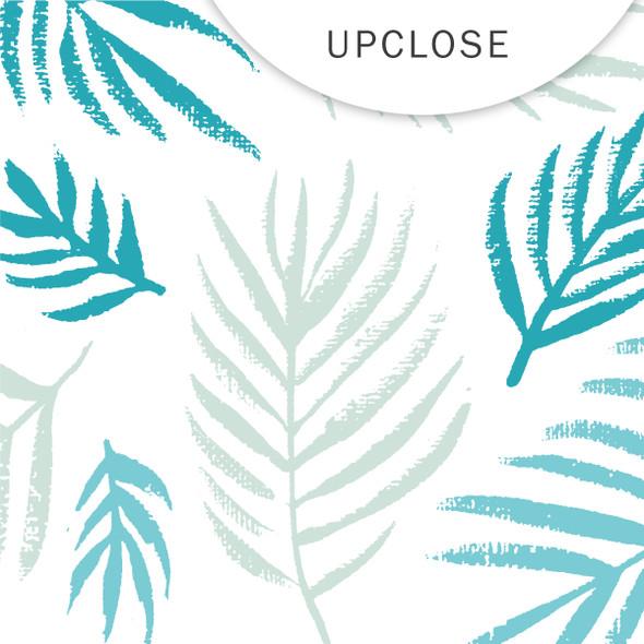 Paper | Beach Palm 8x8