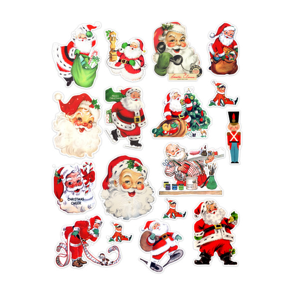 Die-Cuts | Santa Claus (pack)