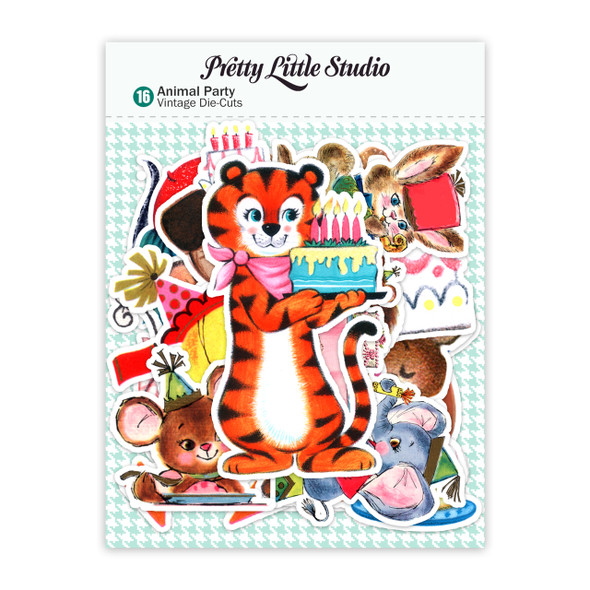 Die-Cuts | Animal Party (pack)