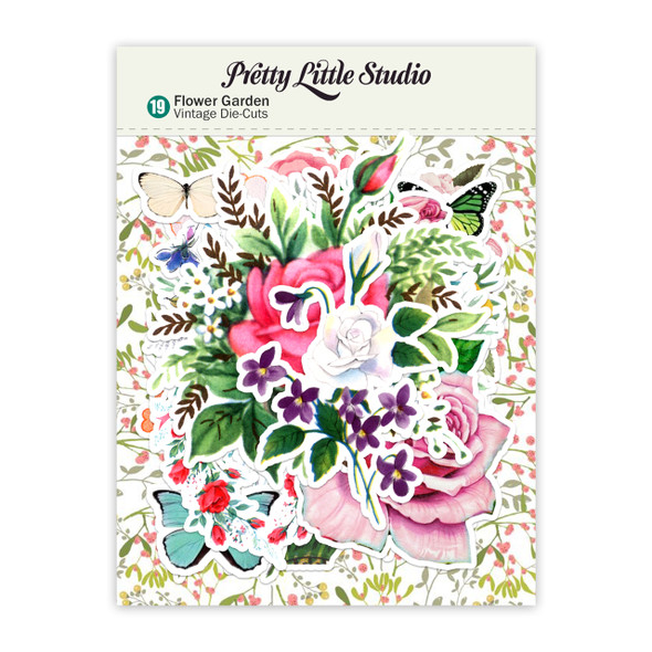 Die-Cuts | Flower Garden (pack)