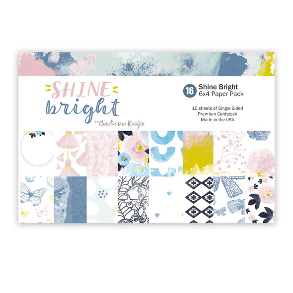 Paper Pack | Shine Bright 4x6