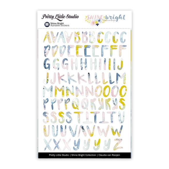 Stickers   Shine Bright Alphas   Watercolor