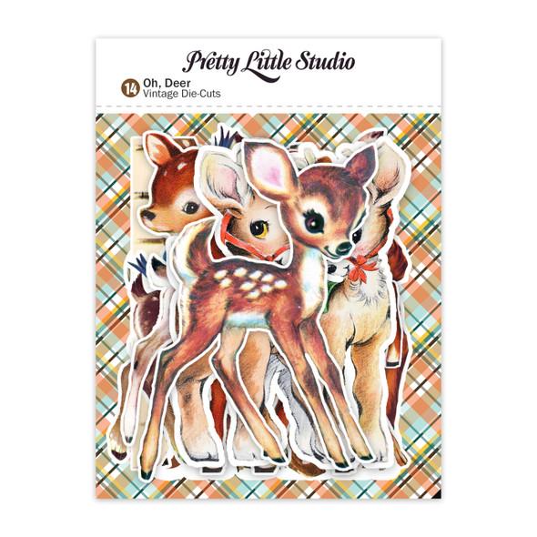Die-Cuts | Oh, Deer (pack)