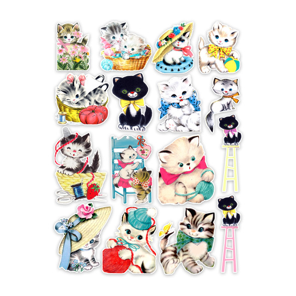 Die-Cuts | Purr-fect (pack)