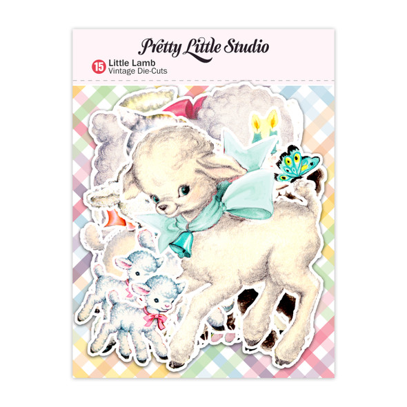 Die-Cuts | Little Lamb (pack)