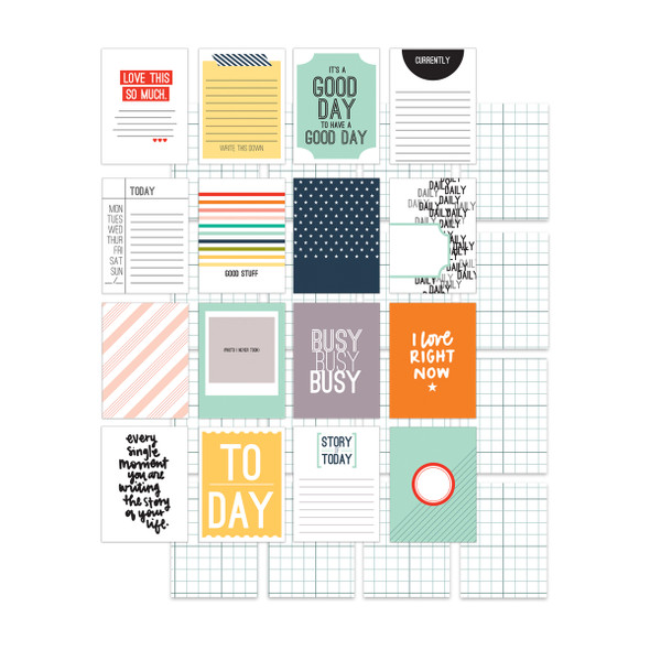 Journaling | Highlights (double-sided)