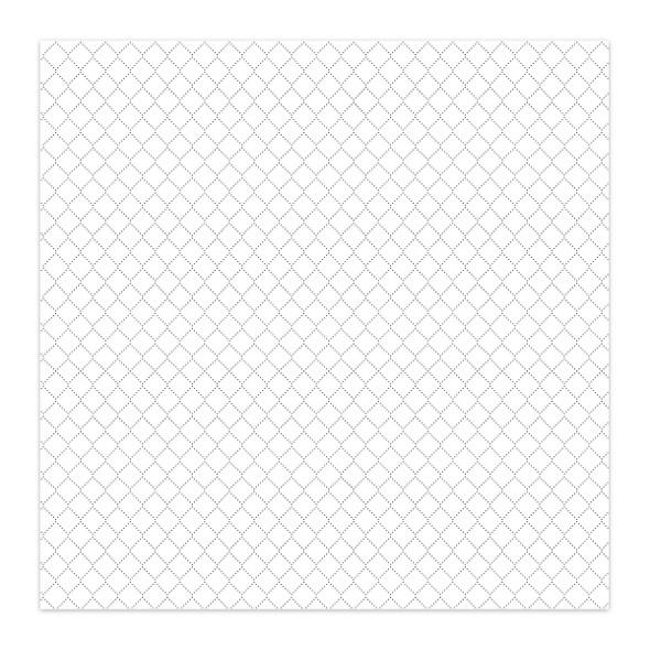 Paper | Roam 12x12 | Black (single-sided)