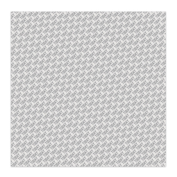 Paper | Today 12x12 | Gray (single-sided)