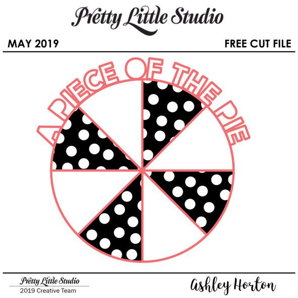 FREE Cut File | Slice of Pie