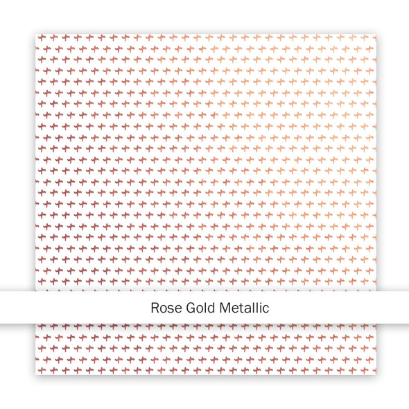 Metallic Paper | More Summer | Rose Gold