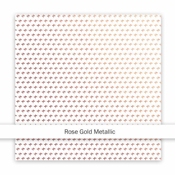 Metallic Paper | More Summer | Rose Gold