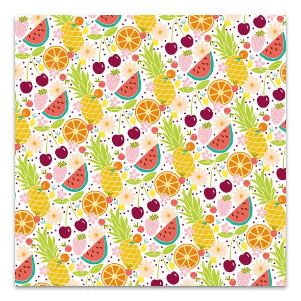 Clear | Tutti Frutti 8x8