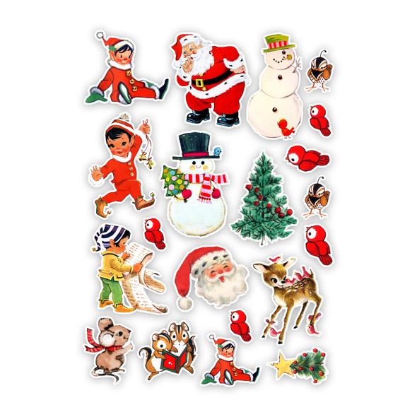 Die-Cuts | Merry (pack)