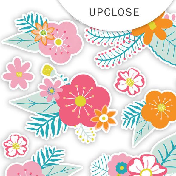 Stickers | Blooms