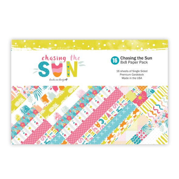 Paper Pack | Chasing the Sun 4x6