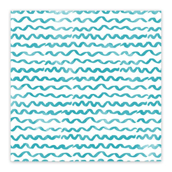 Vellum | Waves 8x8