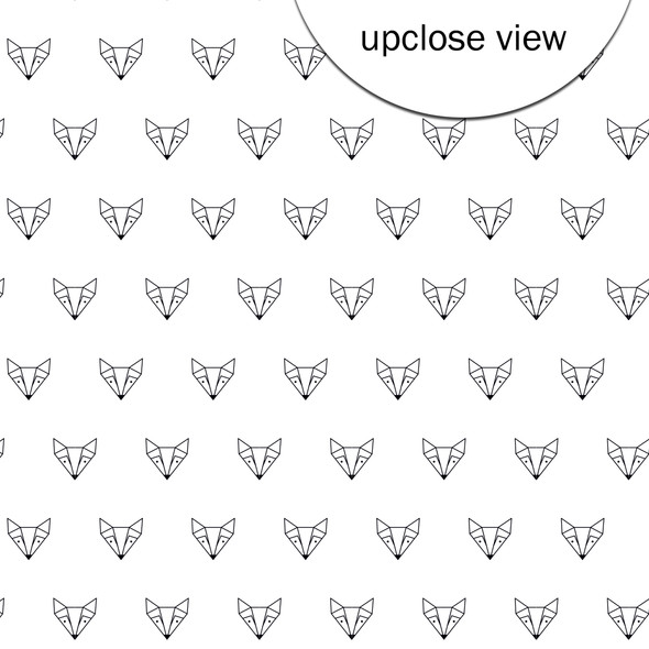 Clear | Foxy 8x8